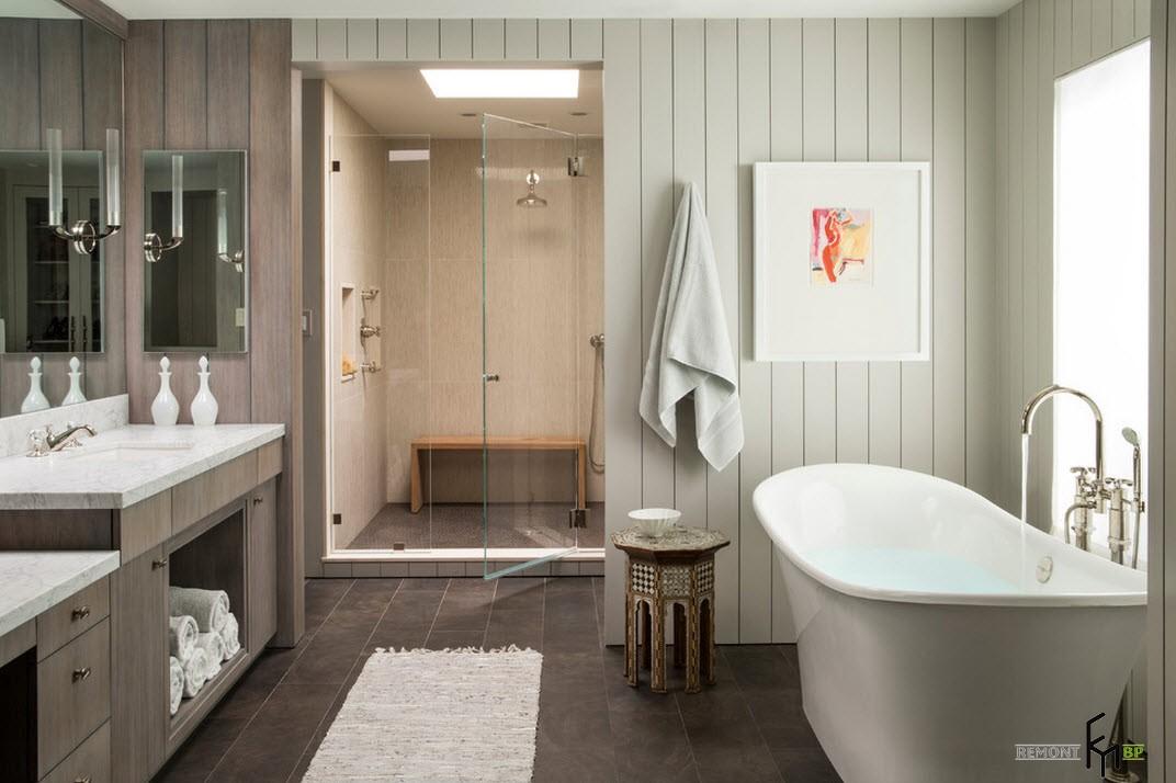 100 лучших идей классической ванной в современном