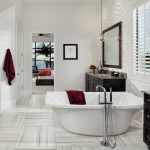 Современная ванная и вечные истины классического интерьера