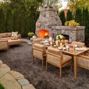 Дизайн садовой мебели