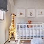 Выбираем детскую кроватку в комнату для новорожденного
