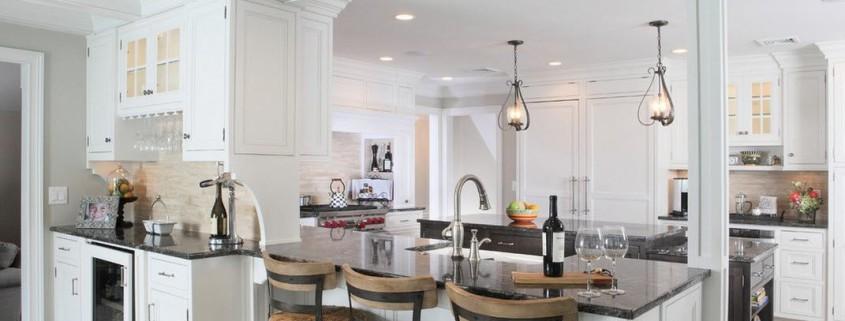 Барные стулья для современной кухни