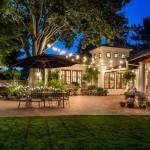 Садовое освещение как элемент ландшафтного дизайна