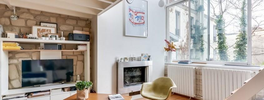 Дизайн марсельской квартиры