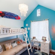 Меблировка для современной детской комнаты