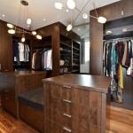Мечты сбываются – выбираем дизайн гардеробной