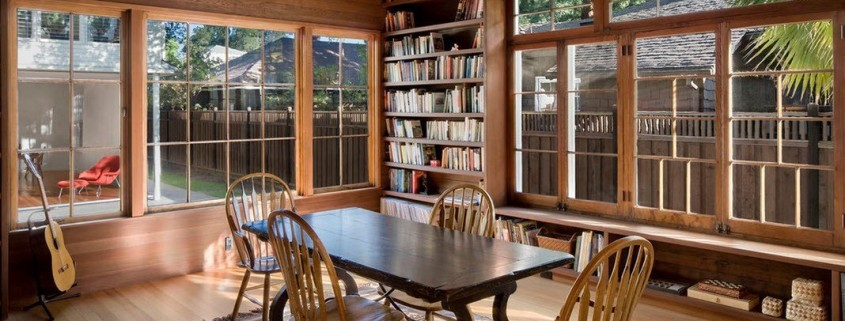 Дизайн окон для помещений частного дома