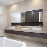 Выбираем оригинальное зеркало для ванной комнаты