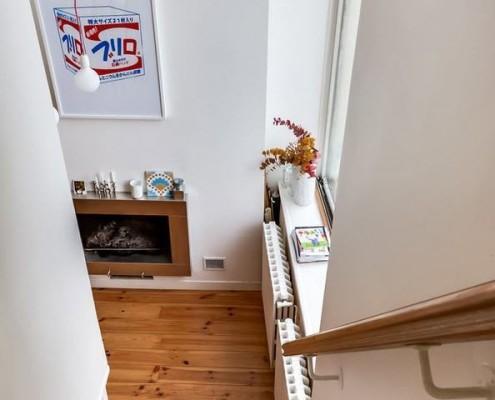 Лестница на верхний уровень