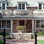 Дизайн-проект загородного дома в стиле кантри