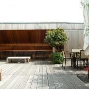 Парижская квартира с террасой