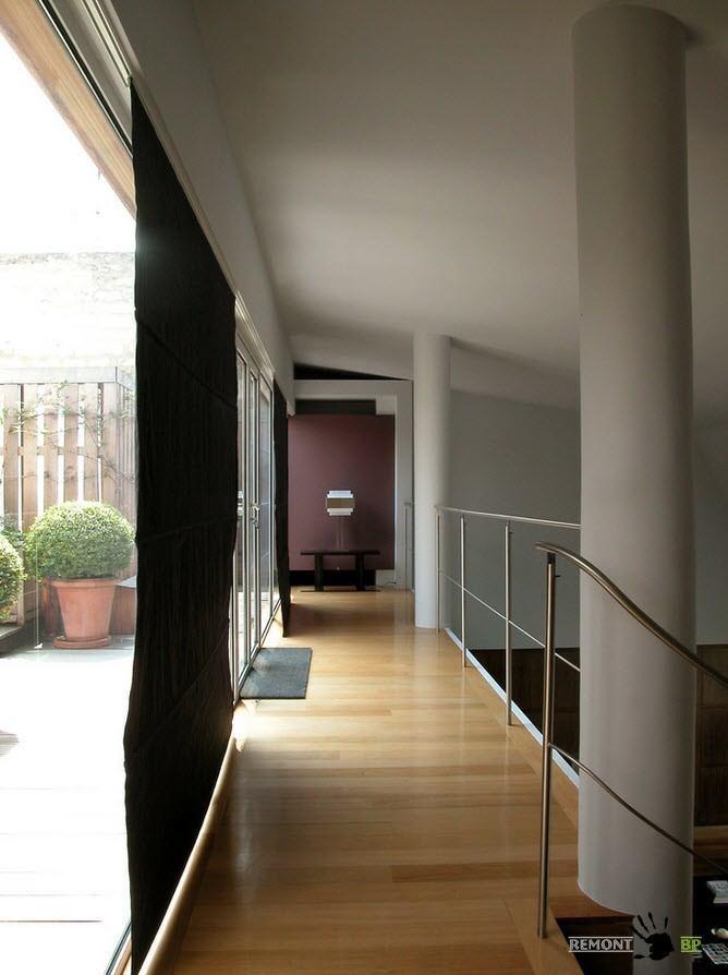 Вход в апартаменты