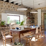 Дизайн испанского домика
