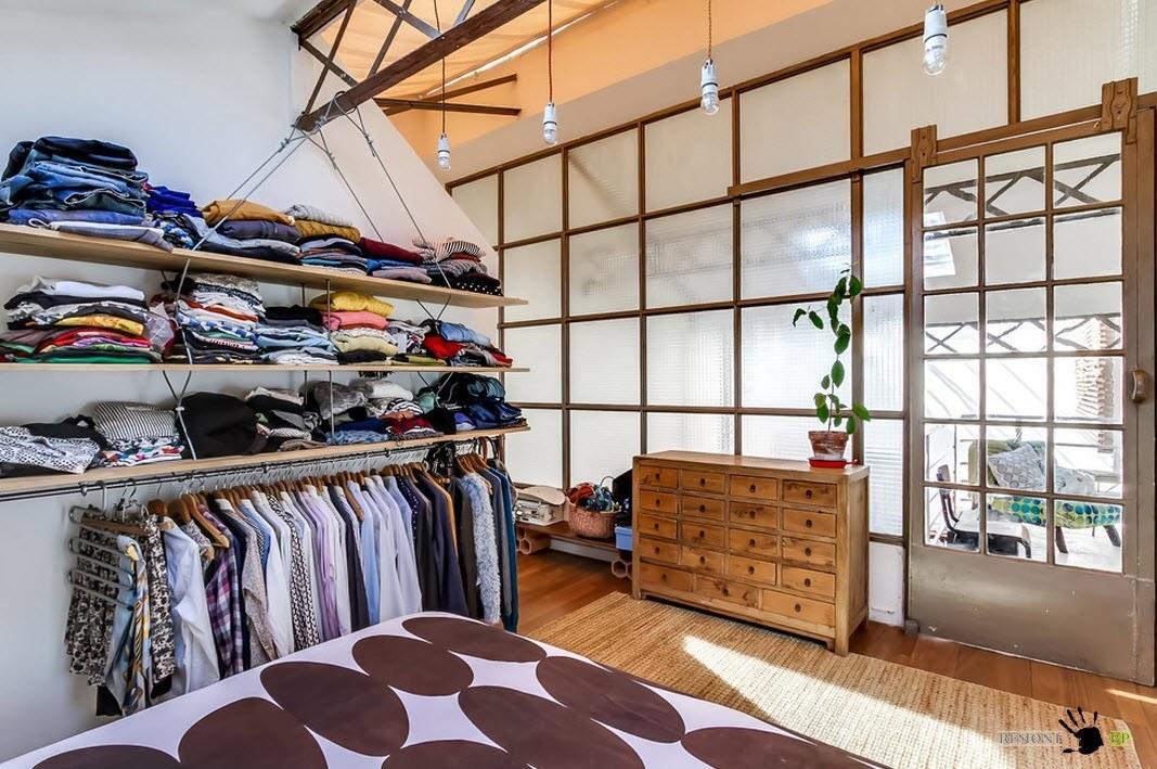 Подвесной гардероб