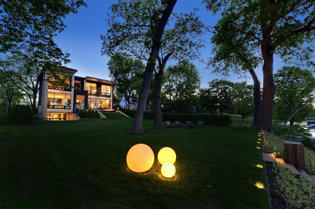 Лампы-сферы