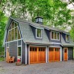 Дом с гаражом – актуально, практично, удобно