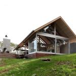 Дом в Новой Зеландии: ближе к природе