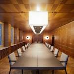 Дизайн-проект зала для переговоров в Берлине