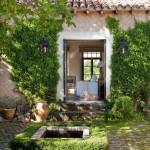 Уютный загородный домик в деревенском стиле Прованс