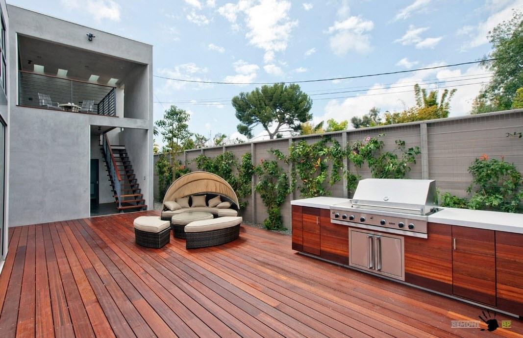 Для городского частного дома