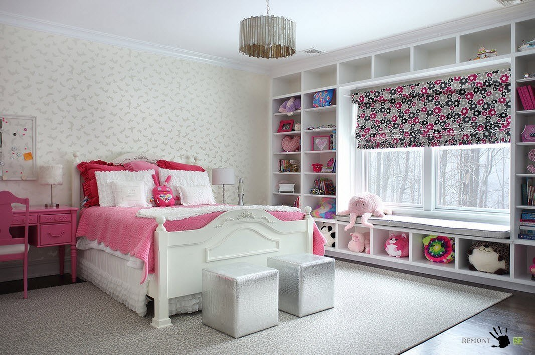 Девичья спальня