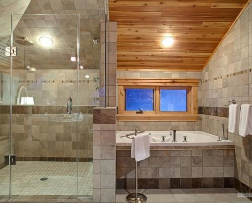 Серый цвет в интерьере ванной