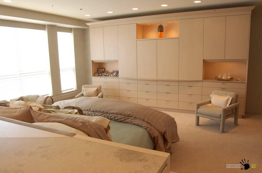 Встроенный шкаф-гардероб