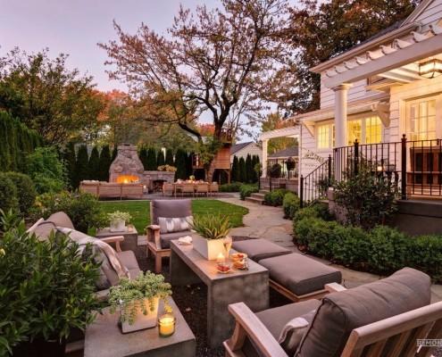 100 лучших идей для садовой мебели на фото, Красивая мебель для дачи