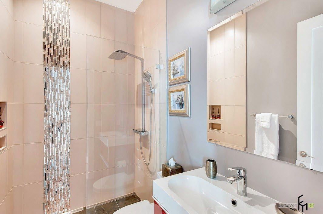 ванны дизайн с мозаикой фото