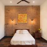 Стиль лофт в интерьере современной спальни