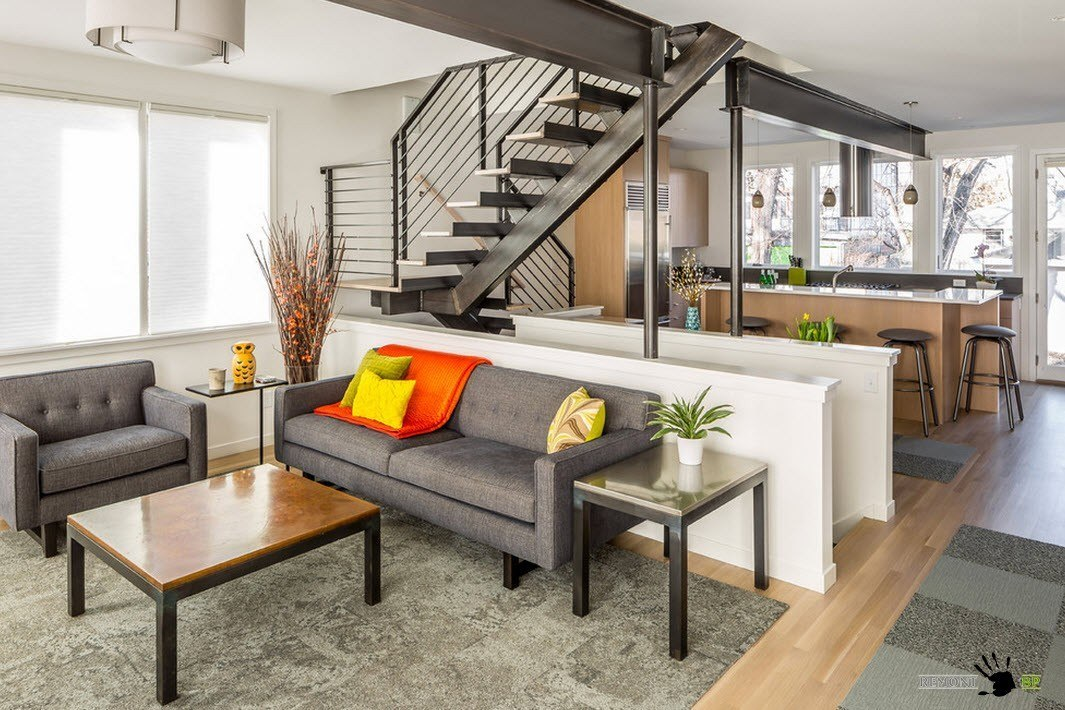 Модерн для гостиной