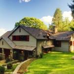 Дизайн-проект потрясающего деревянного дома у озера