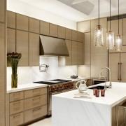 Кухонный гарнитур для современных помещений