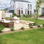 Эффективное и привлекательное обустройство двора частного дома