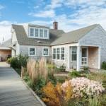 Фасады современных частных домов – элегантная строгость