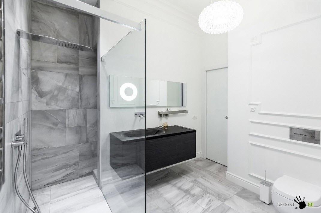 Навесная мебель для ванной