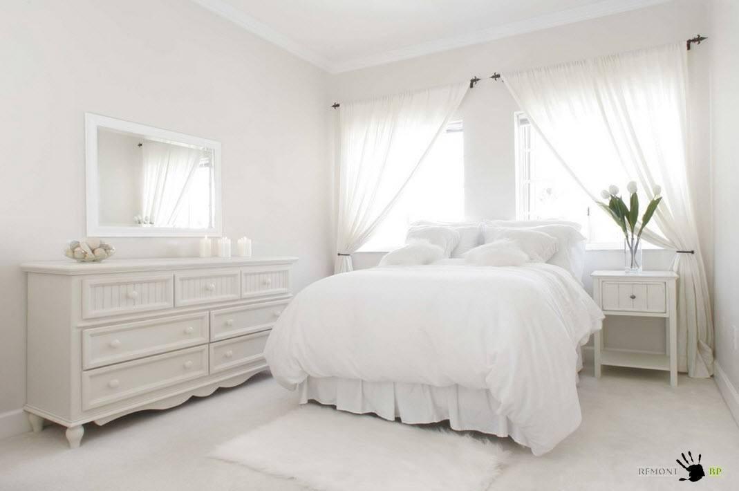 Абсолютно белая комната