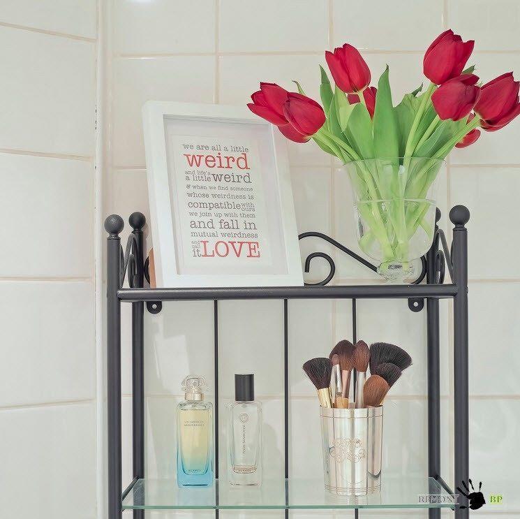 Контрасты ванной