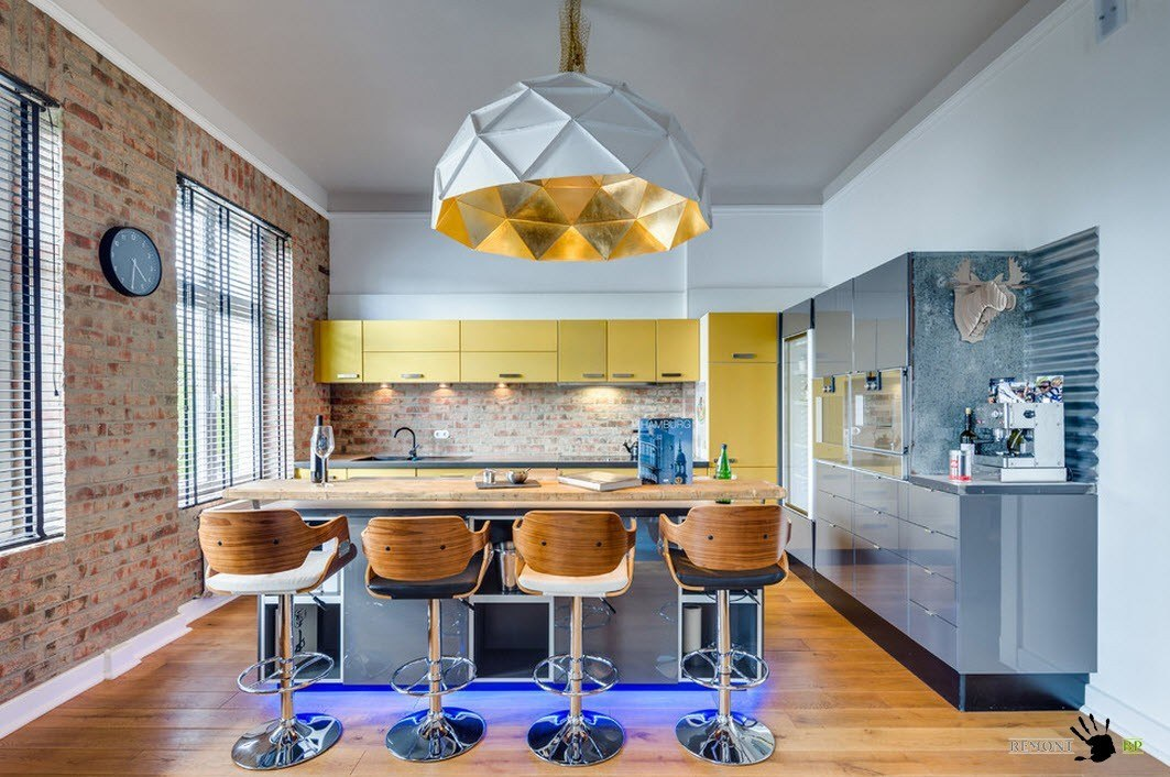 Кухонное помещения
