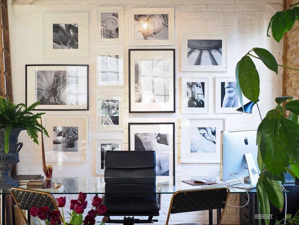 Декор и предметы интерьера квартиры в Лондоне