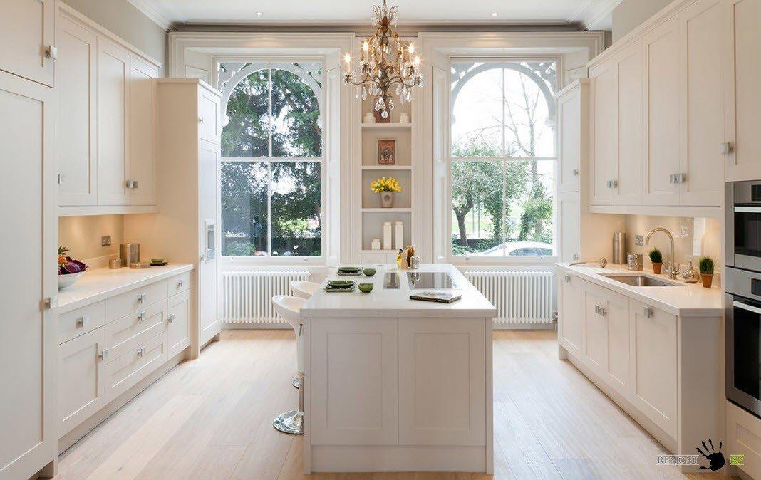 Классический стиль для кухни