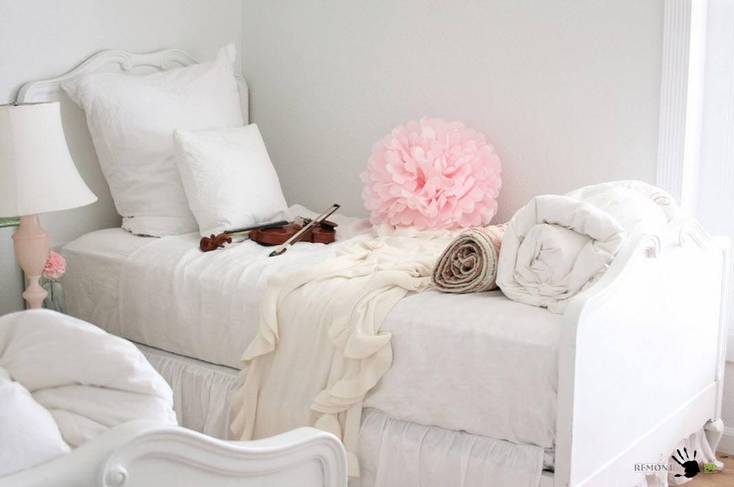 На две кровати