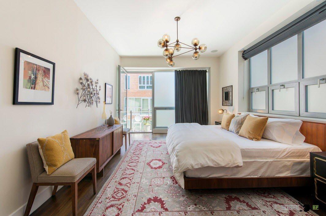 Спальня с мебелью Икеа