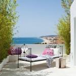 Белоснежная испанская вилла в средиземноморском стиле