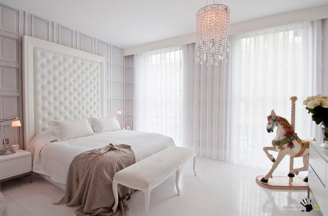 Королевская спальня