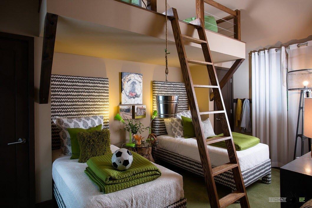 Многоместная комната