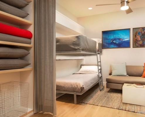 Скрытые кровати