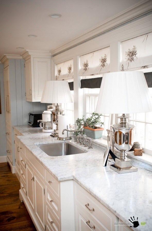 В кухне