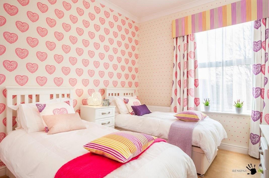 100 лучших идей оформления стен в детской комнате на фото