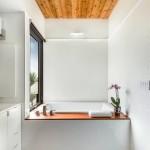 Особенности выбора материала, оттенка и других качеств потолка в ванной