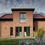 Современный дизайн частного дома в Германии